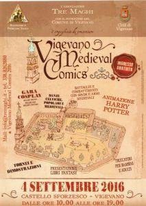 vigevano medieval comics
